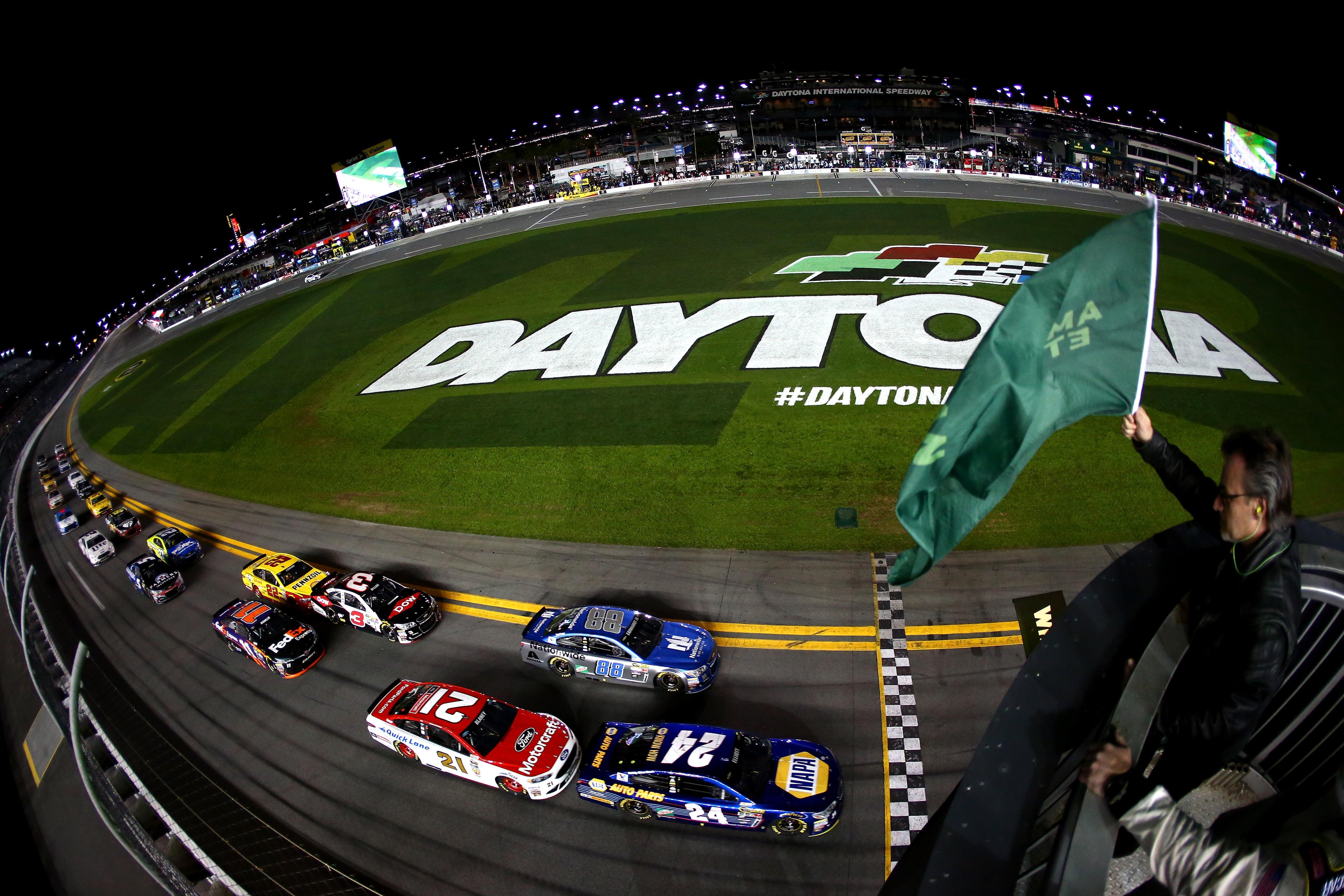 SPONSORSHIP AND NASCAR