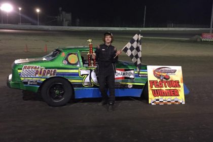 first feature win charleston 7-24-16