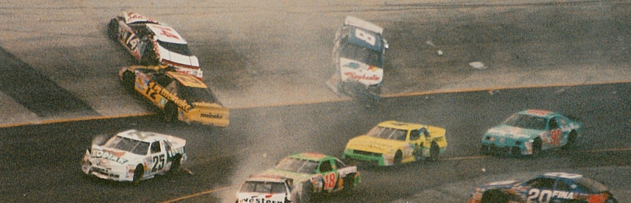 Are the Glory Days of NASCAR Gone Forever?