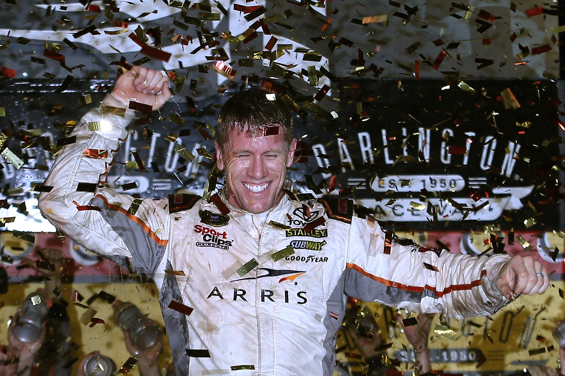 Carl Edwards, A True Champion