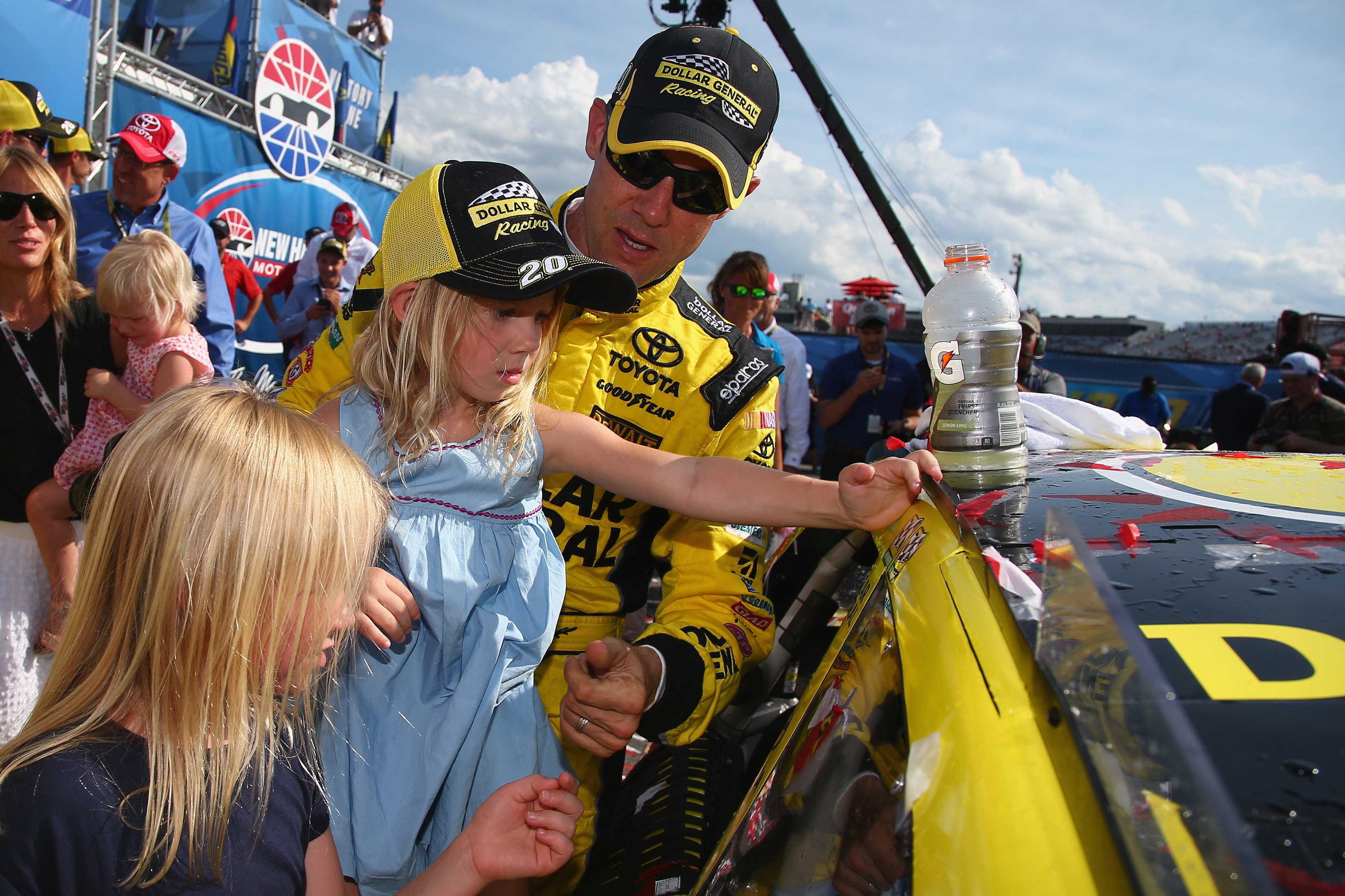 The Big Question: What Will Matt Kenseth's Future Look Like?