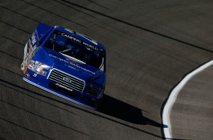 Ford EcoBoost 200 - Practice