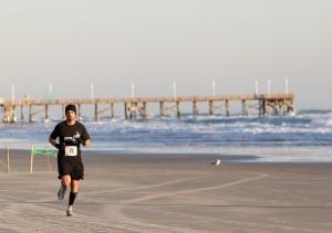 jimmie jogging