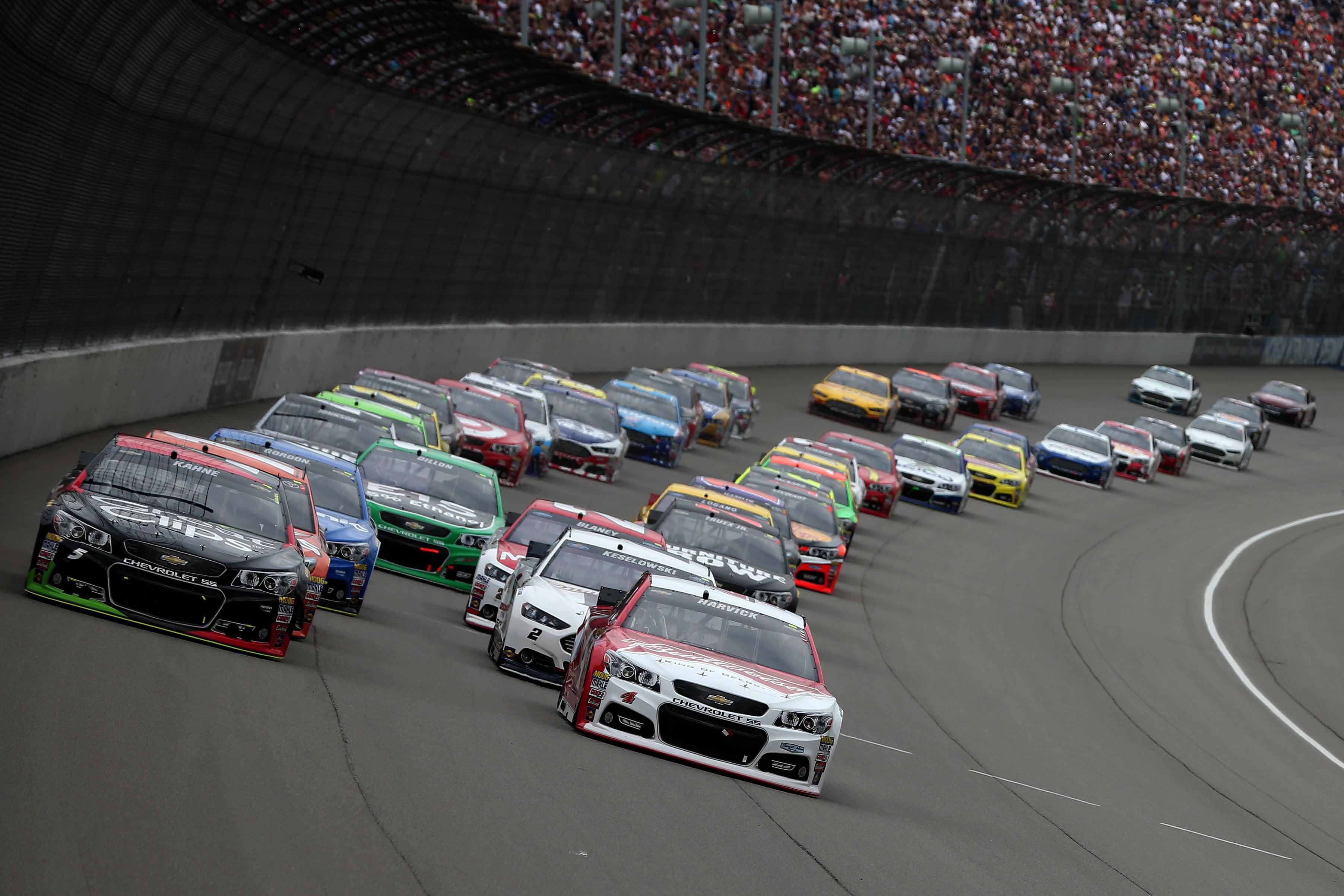 NASCAR In Reverse