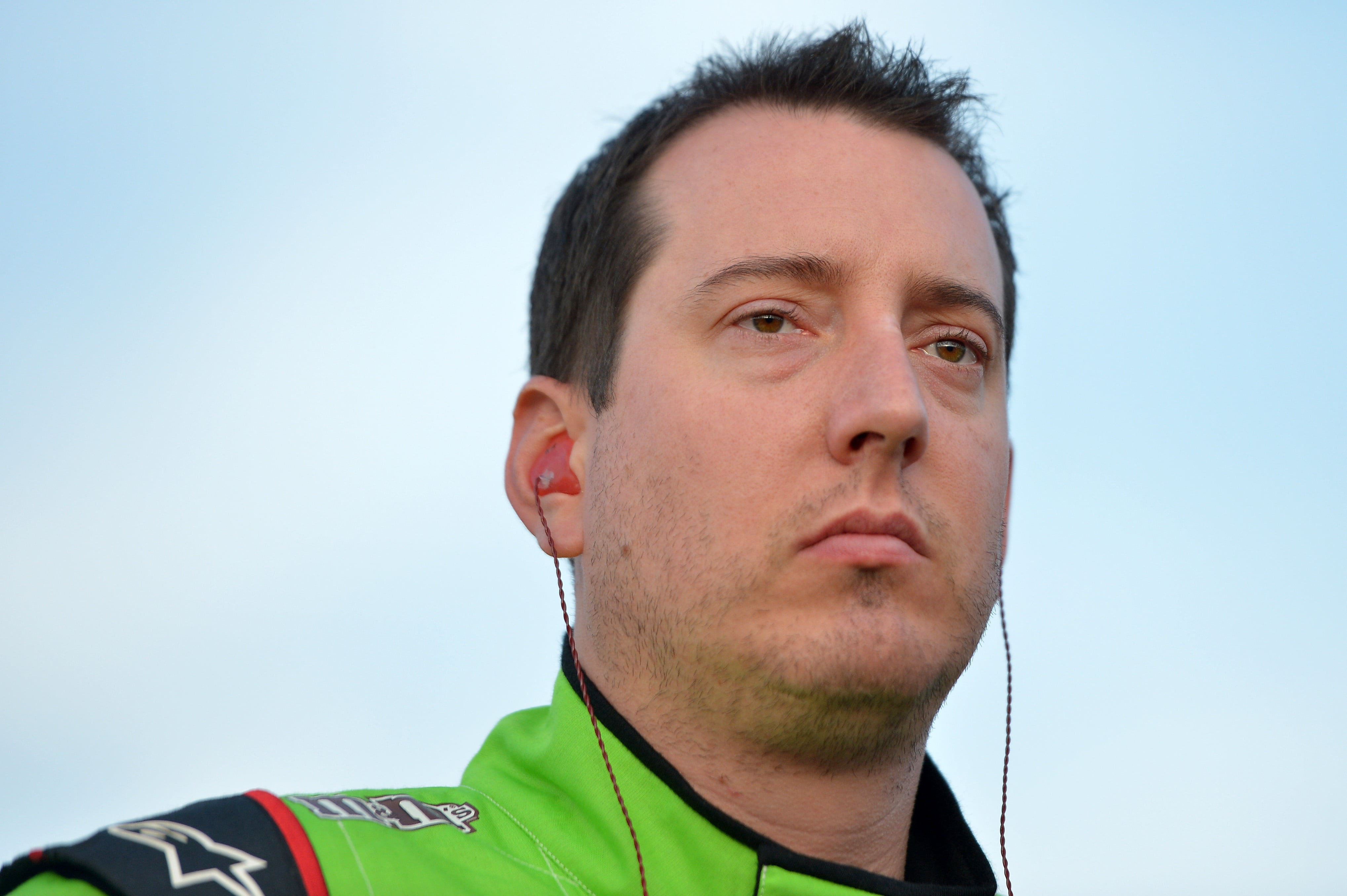 Kyle Busch and NOS Energy Drink Together Again