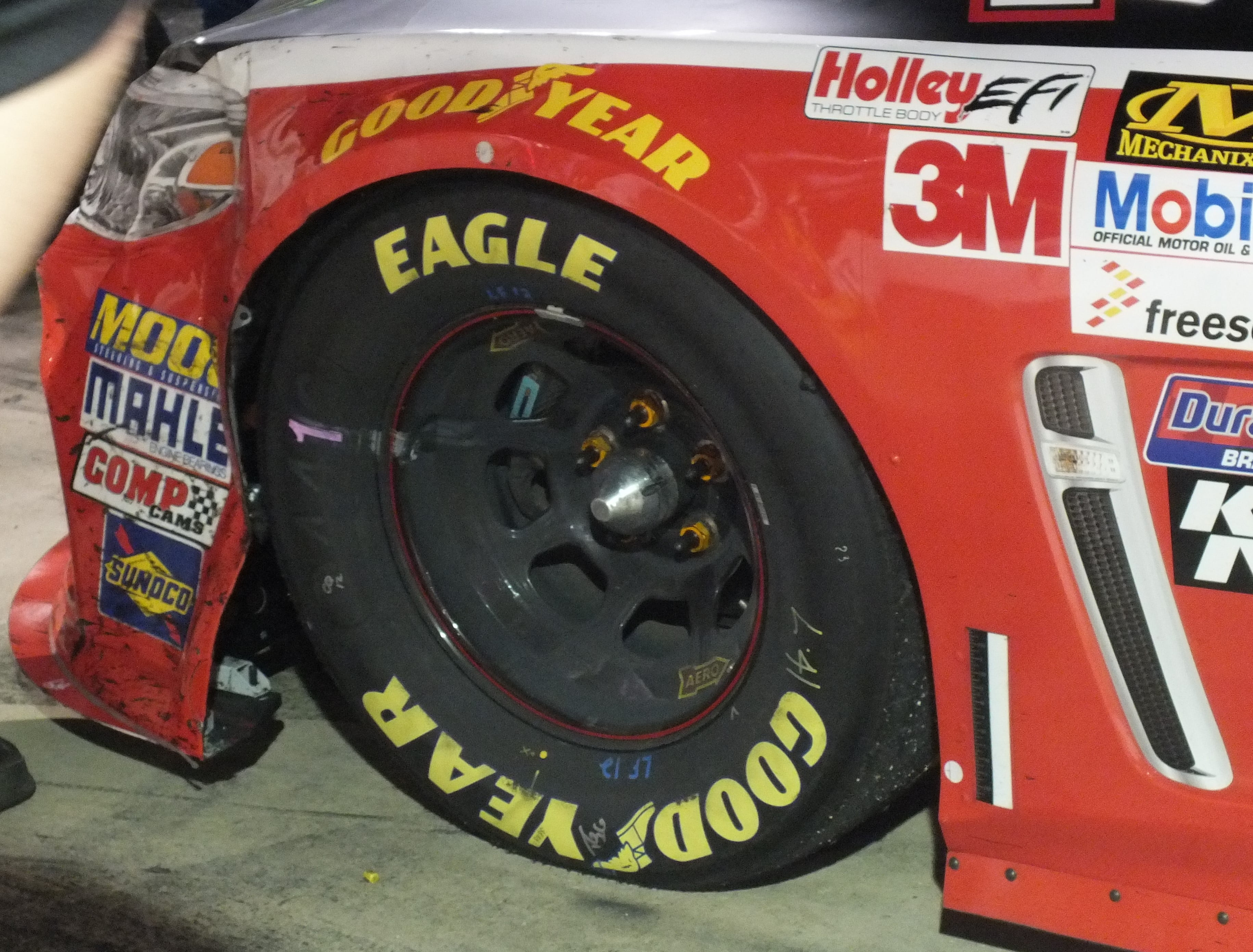 NASCAR Created the Lug Nut Problem, They Should Fix It