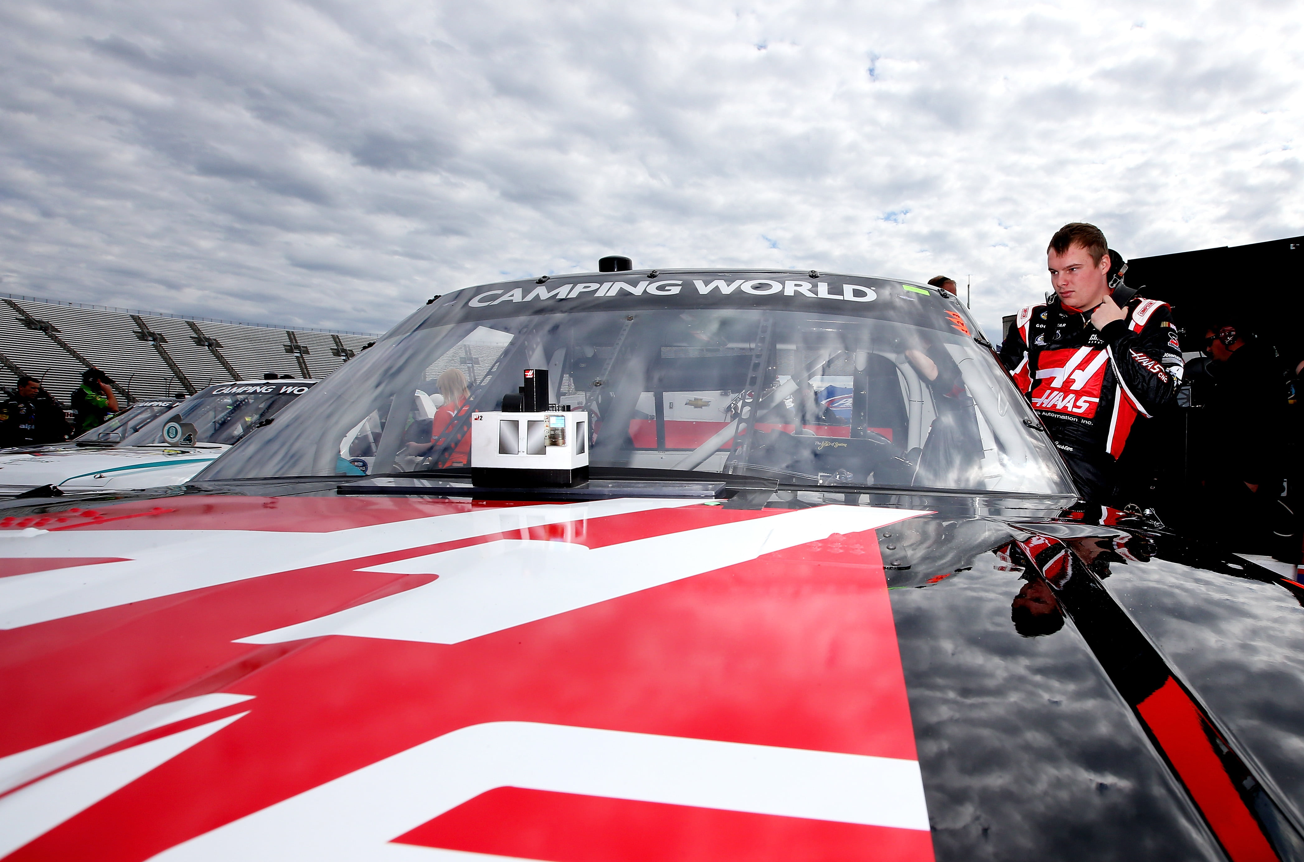"""Raising the Visor: Cole Custer – """"There's no plans to go to Cup"""""""