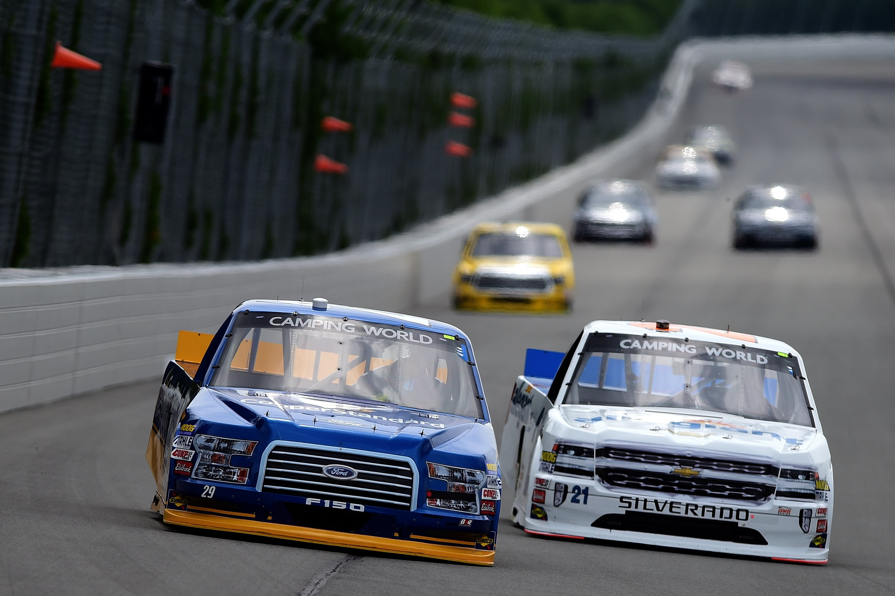 I'll Say it Again: NASCAR's Truck Series Needs Help