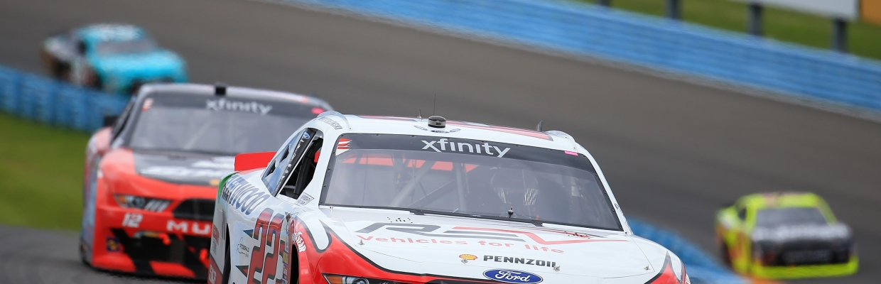 Cup Drivers Dominate the Zippo 200 as XFINITY Drivers Try to Pick Up the Pieces