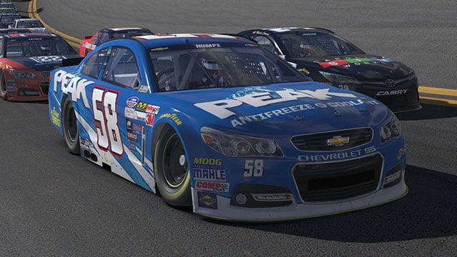 NASCAR's New eSports Ventures